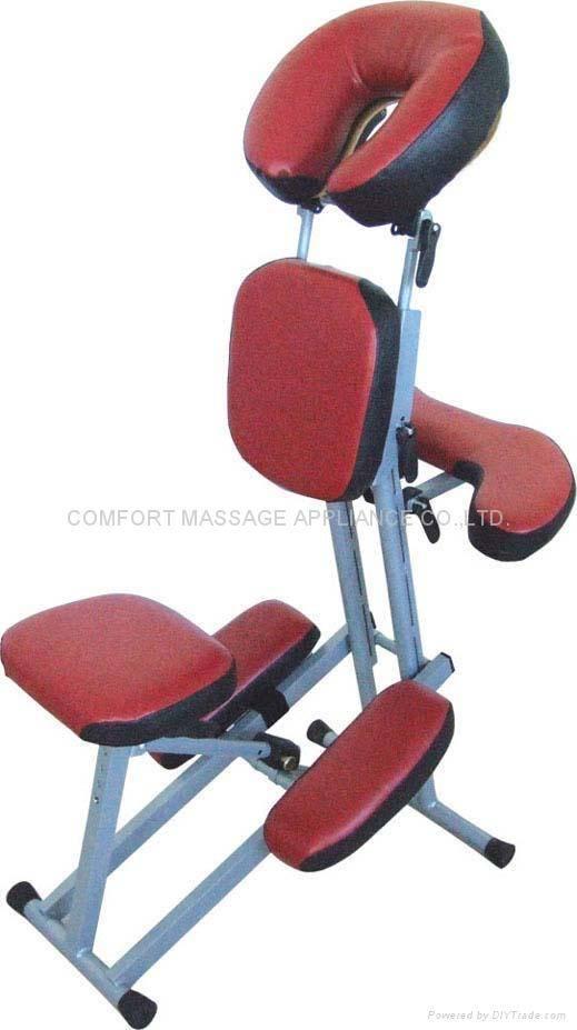 Chic , lightweight, Aluminum massage chair MCA-002