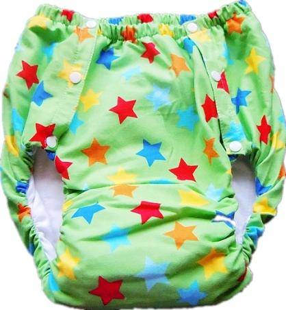 2042-08-Adult Baby Sissy Washable Diapers