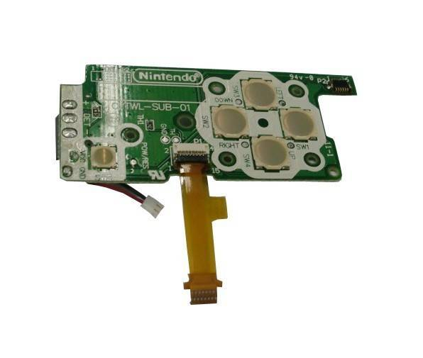 Video games repair part Power board for NDSi