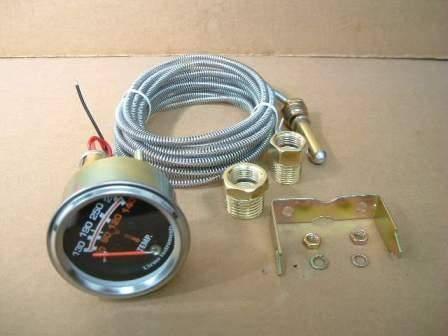 Utrema Auto Mechanical Water Temp Gauge 2-1/16 inch
