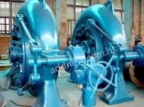 Francis Hydro Turbines (Mixed Turbines)