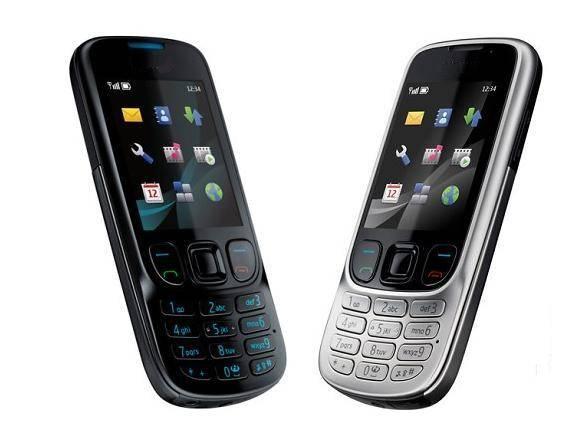 Quad band original GSM mobile phone 6303c Sold b