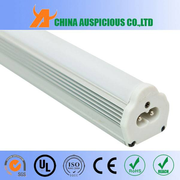 high quality 3014 SMD 7W 600mm t5 led tube