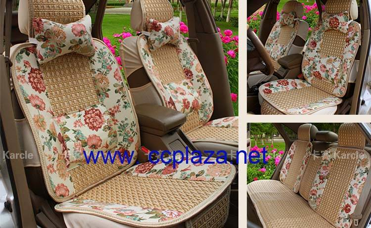 Top Selling Car Seat Auto Car Cushion for Common Cars 5pcs in Fast Delivery