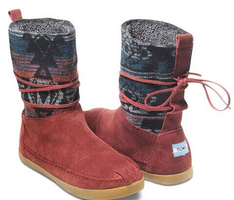 2014 Toms Womens Nepal Boots