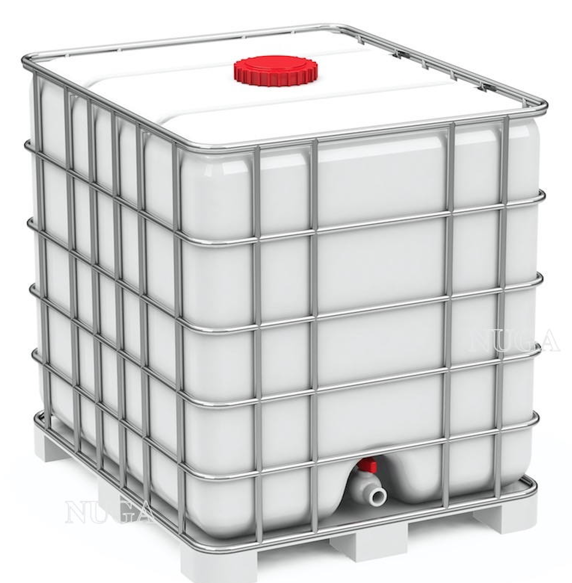 Food Grade Alcohol Spirits - Bulk - 1000 L IBC Container