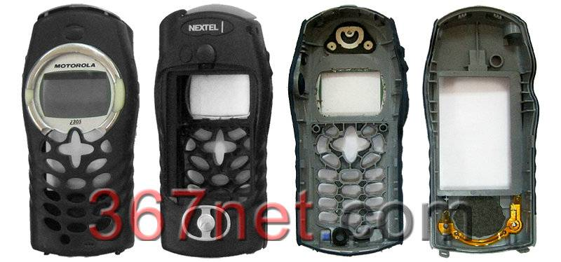 Cell Phone Housing for Nextel i305