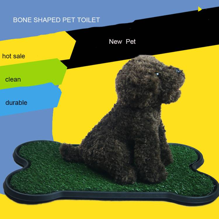 Bone Shaped Dog Toilet Training Pads Pet Cleaning Products