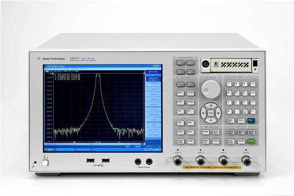 For Sale: Used Test Equipment Radio Communication Analyzer Anritsu MT8820C with options 008/012/MX88