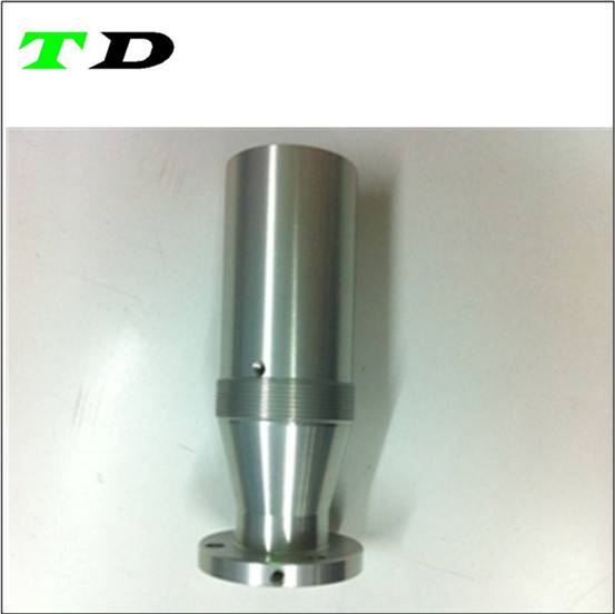 CNC turning machined part