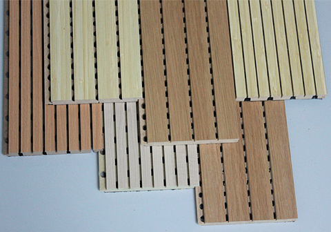 Soundproof Material Acoustic MGO Board for Sound Studios