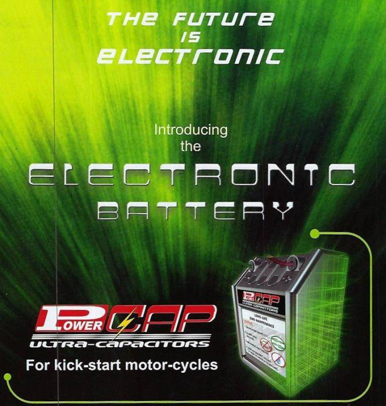 Electronic Battery