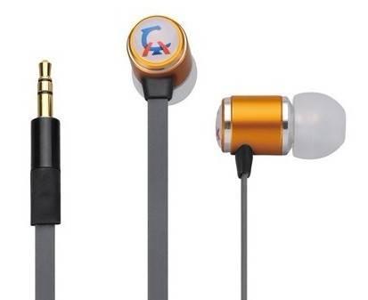 Metal earphone DCW-hxd06-SJ