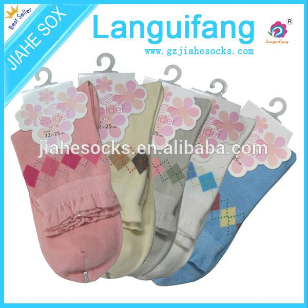 Hot Sales Ladies/ Women Socks for Leisure Wear
