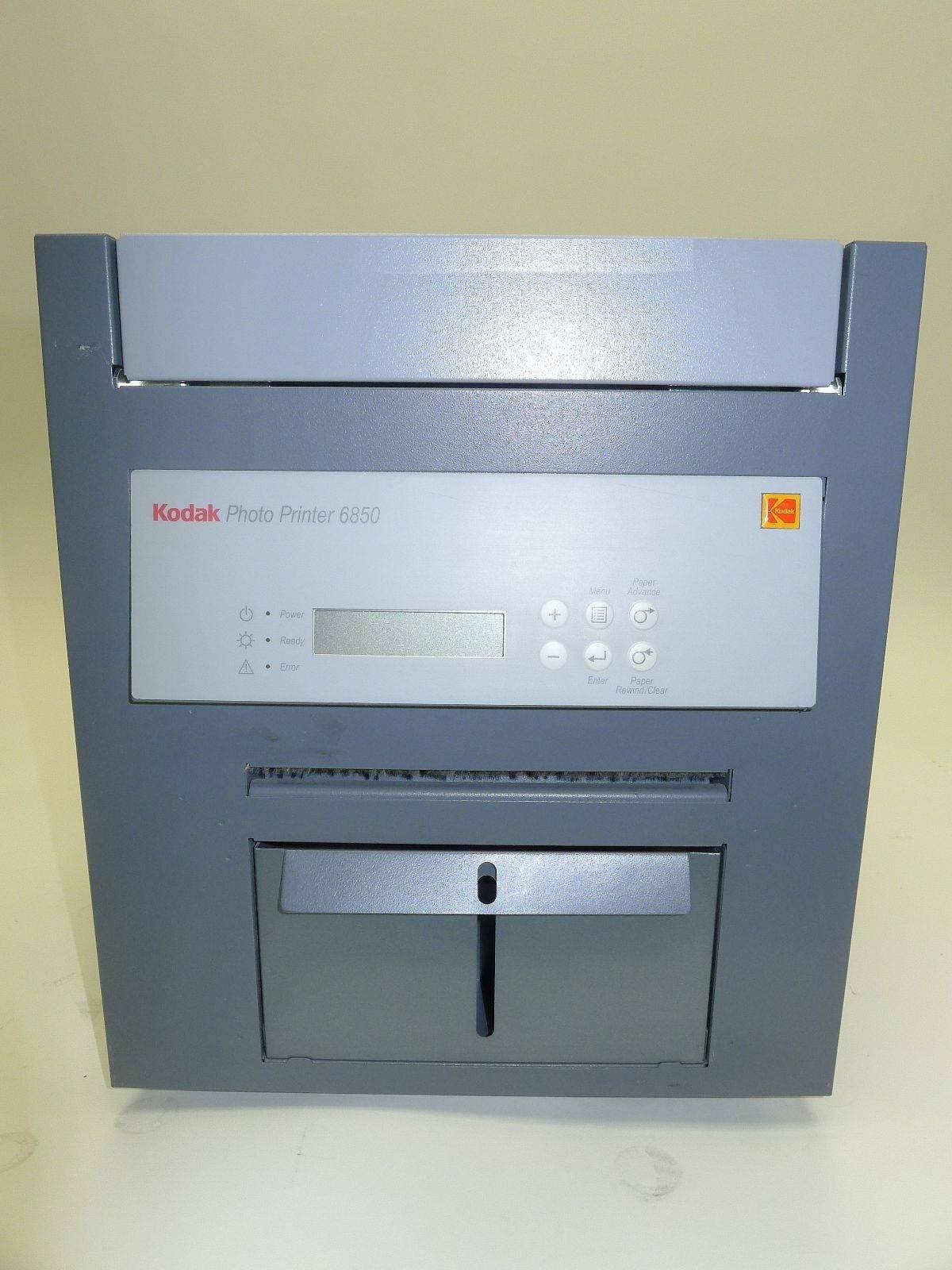 Thermal Printers Model 6850,6800,605