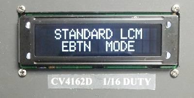 Standard EBTN Display Module