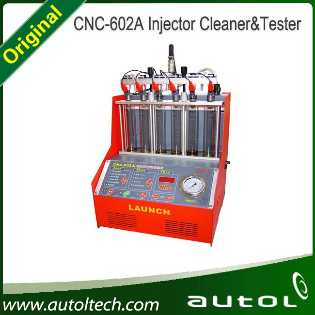 Car Injector Cleaner Tester CNC-602A