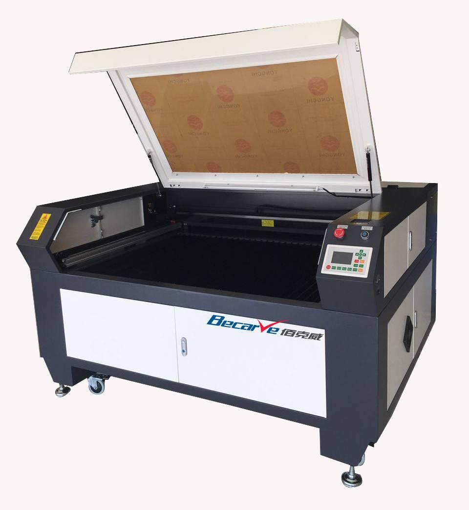 Becarve laser engraving machine,laser cutting machine,CO2 laser machine1290L