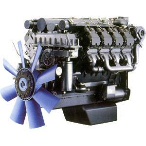 BF6/8M1015C/P Water-cooled Diesel Engine(208-509KW/1500-2100RPM)