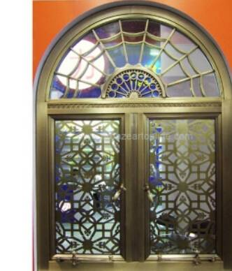 Best-Selling Bronze Clad Window GBW005