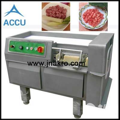 New Tech Automatic hot sale Frozen Meat Block Cutting Machine