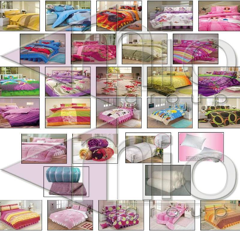 Bedding Set, Sleep Set, Bed Clothes, Pike Team, Quilt, Pillow, Alez, Gland Packing Blankets
