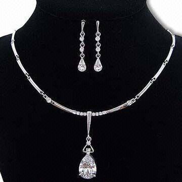 selling jewelry set JS023