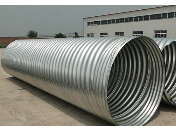storm sewers, bridge replancements anticorrosion corrugated steel pipe