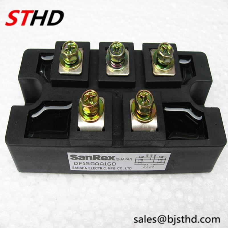Integrated circuits power electronics IGBT module DF150AA160