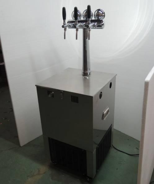 Beer cooler Kegerator of 90 Liter