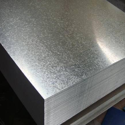 professional supplier of hot rolled galvanized steel sheet/galvanized steel plate