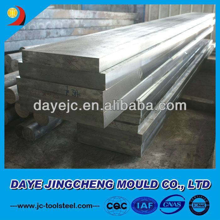 O2 Cold Work Tool Steel, Flat Steel O2 Forged Bar, O2 Oil Steel