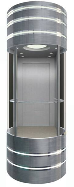 Delfar observation elevator with cheap price