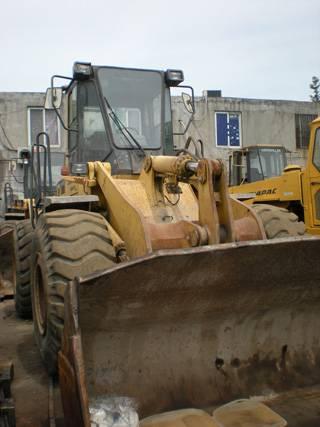 USED KOMATSU WA360-3 WHEEL LOADER,used loaders