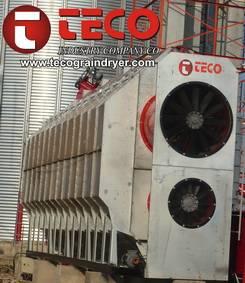 Veldtog van Diesel Graan Dryer Machine vir klein boere Ons maatskappy het batch droër vir klein boe