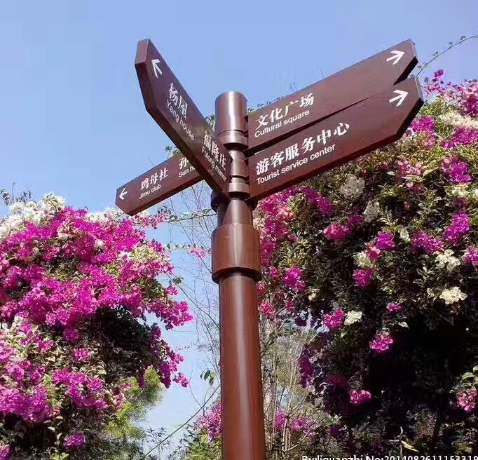 TRAFFIC SIGNPOST