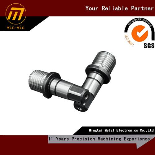 precision CNC machinery shaft