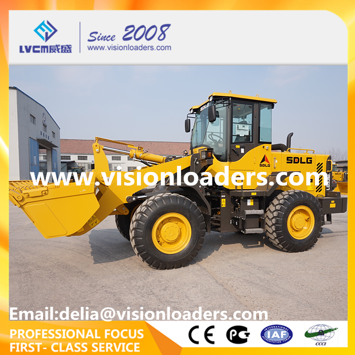 SDLG LG936L Wheel loader LG936L Shovel loader for sale