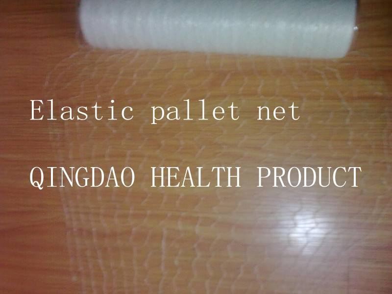 elastic pallet netwrap, turf pallet net