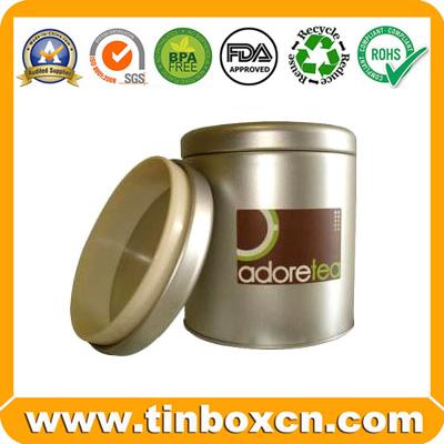 Sell tin square tea box with a snap lid,tea can,tea caddy,tin tea box