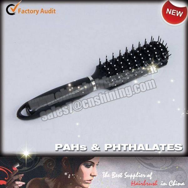 Plastic Venting Hair Brush