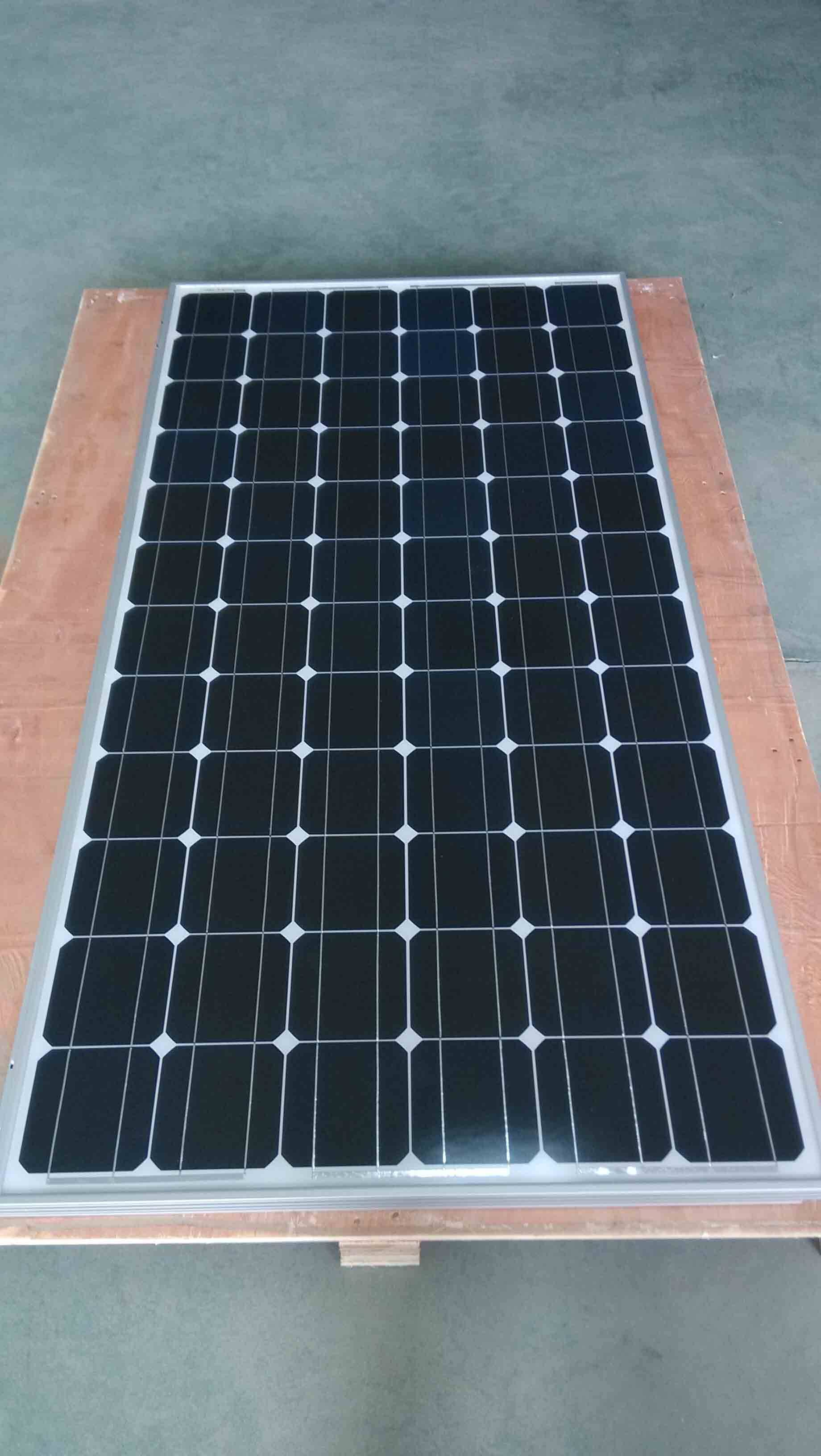 Cheap price 150W monocrystalline solar panel with 36pcs 156156 grade A cells,solar cell panel