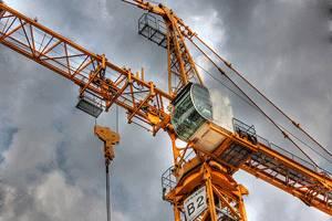 Tower Crane 7040 max load 16t