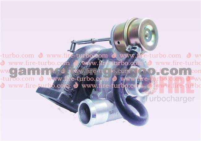 2674A421 Turbocharger Perkins 754111-0007