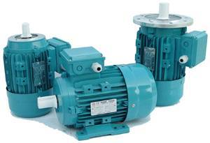 Sell MS series aluminum housing three-phase asynchronous motors