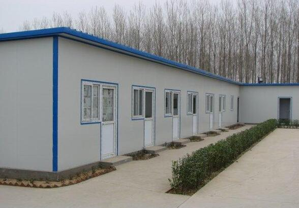 Prefabricated Light Steel Structure Dormitory Building