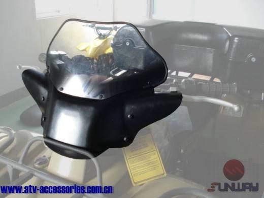 ATV WINDSHIELD