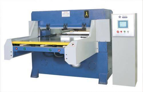 HTJ-50T Hydraulic Cutting Machine