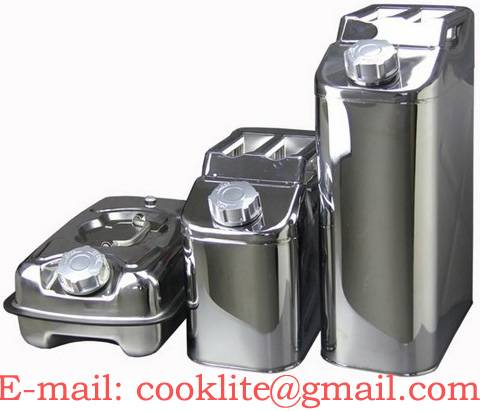 Drinking Water Can / Edible Oil Can / Jerry Can