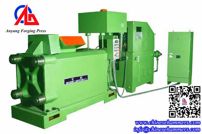 Metal Scrap Briquette Press